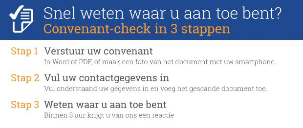 convenant-check